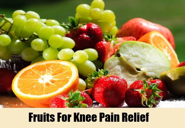 Fruits For Knee Pain Relief