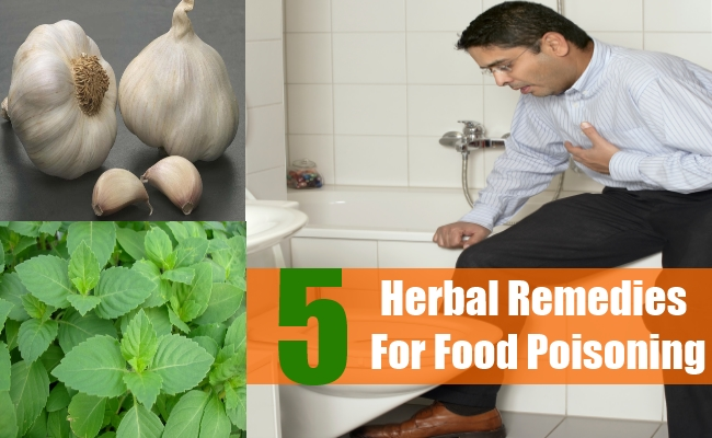 Herbal Remedies For Food Poisoning