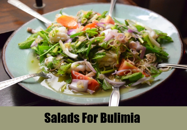 Salads For Bulimia