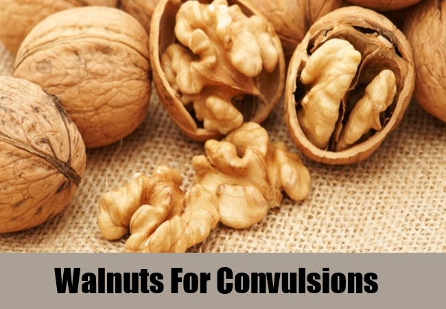 Walnuts For Convulsions