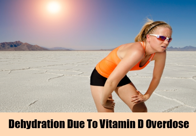 Dehydration Due To Vitamin D Overdose