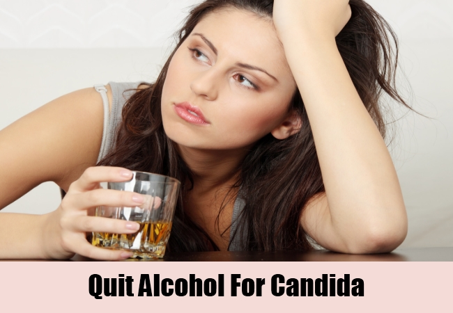 Quit Alcohol For Candida