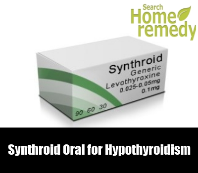Synthroid Oral