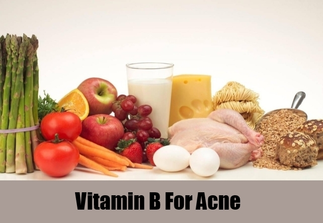 Vitamin B For Acne