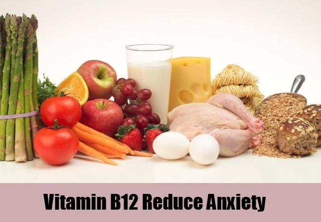 Vitamin B12 Reduce Anxiety