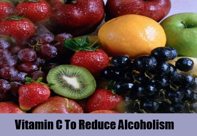Vitamin C To Reduce Alcoholism