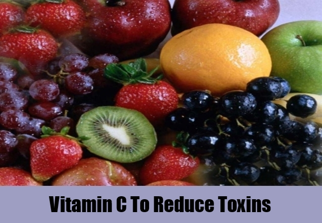 Vitamin C To Reduce Toxins