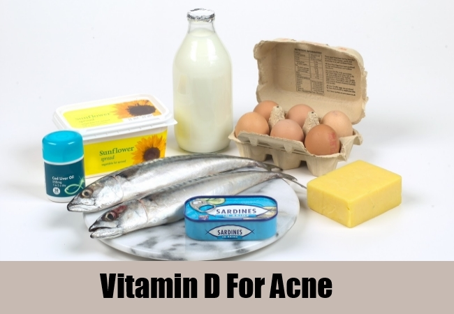 Vitamin D For Acne