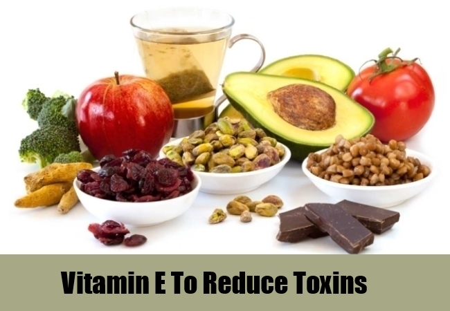Vitamin E To Reduce Toxins