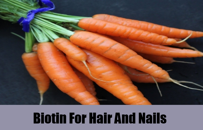 Biotin For Hair And Nails