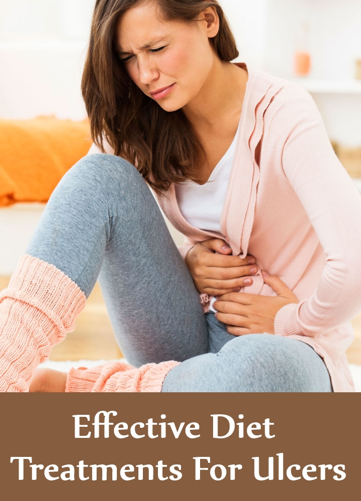 Effective Diet Treatments For Ulcers