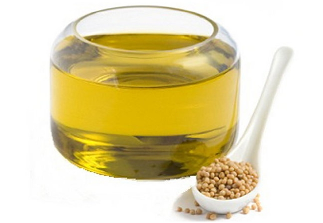 Fenugreek Seeds And Mustard Oil