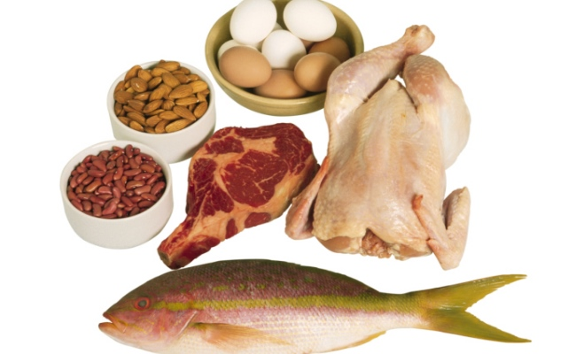 Fish And Lean Poultry Meat