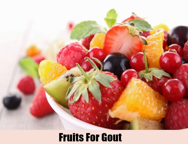 Fruits For Gout