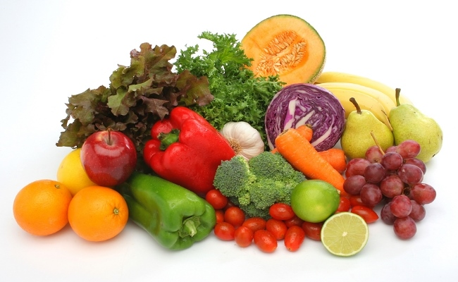 Fruits and Vegetables As Diet Remedy