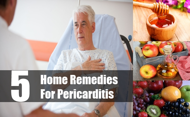 Home Remedies For Pericarditis
