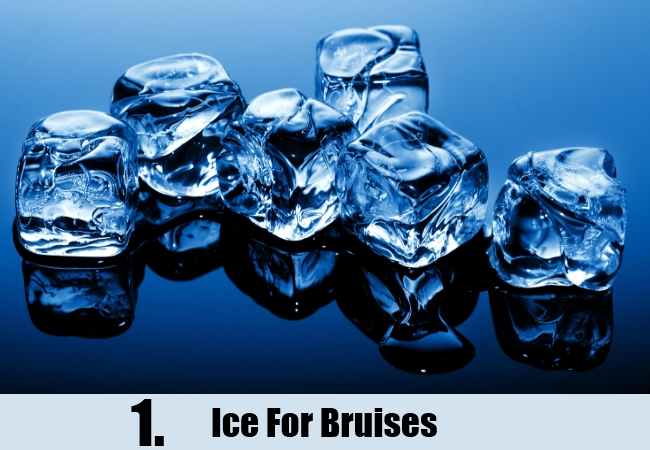 Ice For Bruises