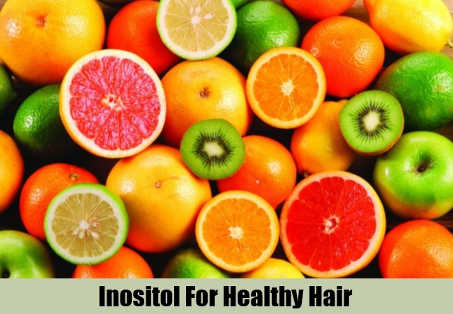 Inositol For Healthy Hair