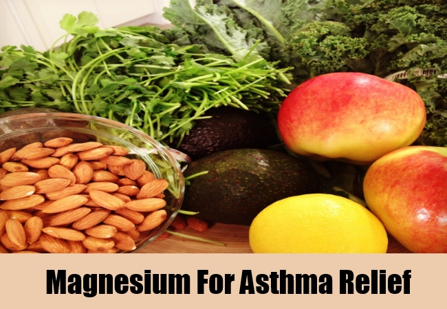 Magnesium For Asthma Relief