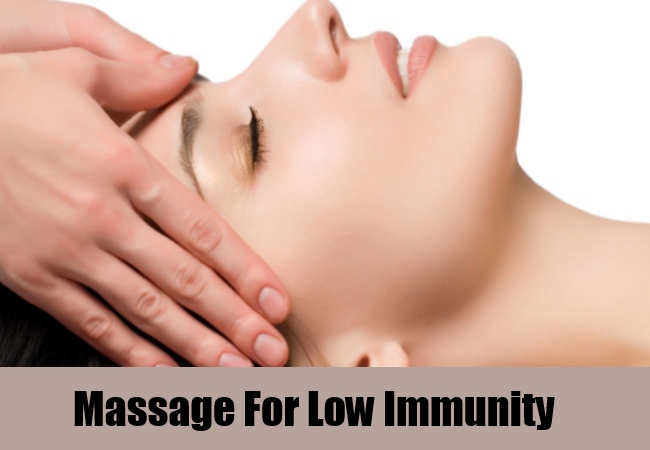 Massage For Low Immunity