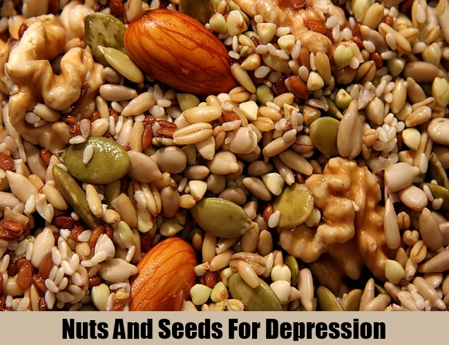 Nuts And Seeds For Depression