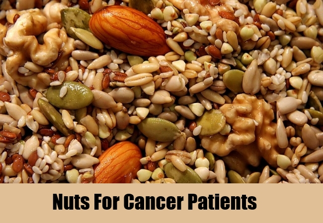 Nuts For Cancer Patients