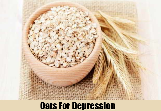 Oats For Depression