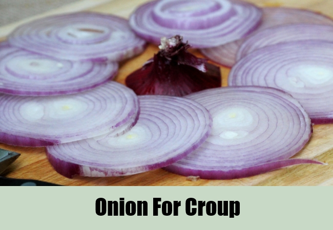 Onion For Croup