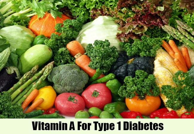 Vitamin A For Type 1 Diabetes
