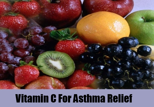 Vitamin C For Asthma Relief