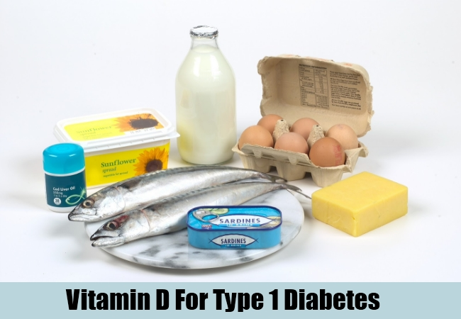 Vitamin D For Type 1 Diabetes
