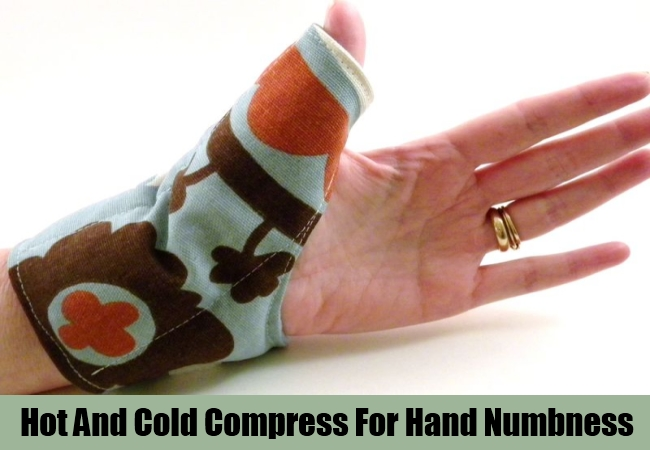 Hot And Cold Compress For Hand Numbness