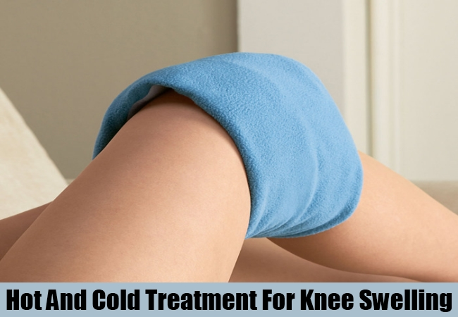 Hot And Cold Treatment For Knee Swelling