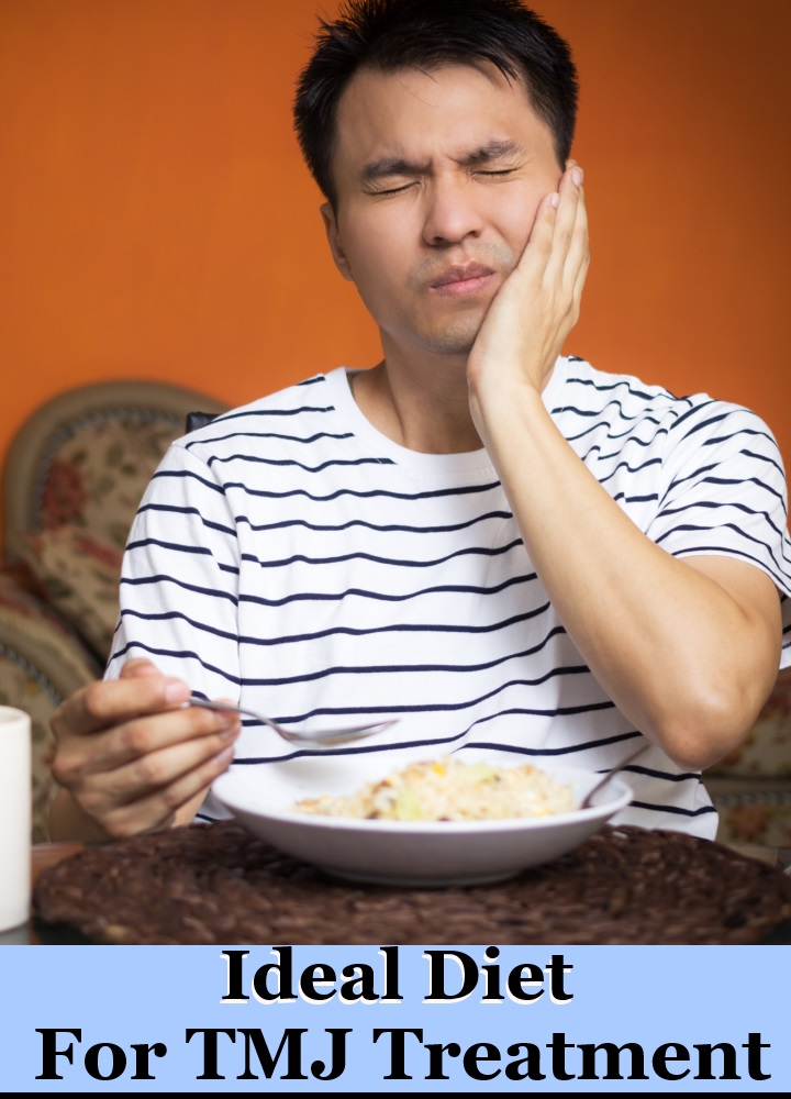 5 Ideal Diet For TMJ Treatment