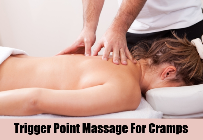 Trigger Point Massage For Cramps