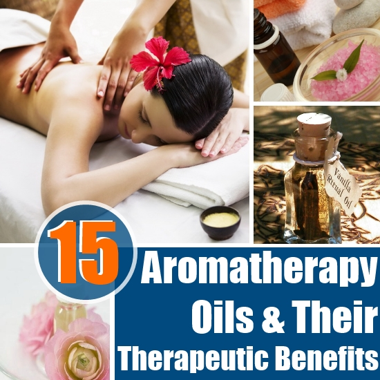 Aromatherapy Oils and Their Therapeutic Benefits