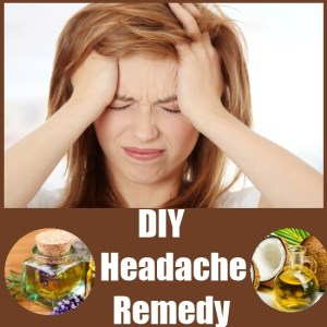 Home Remedy For Headache