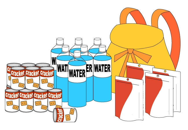 Water And Food