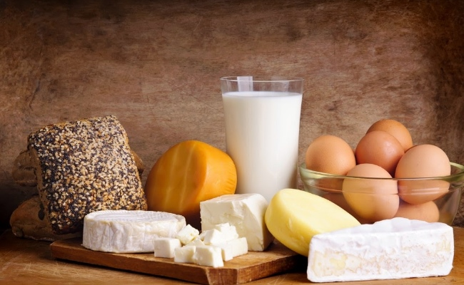 Prefer Low-Fat Dairy Products