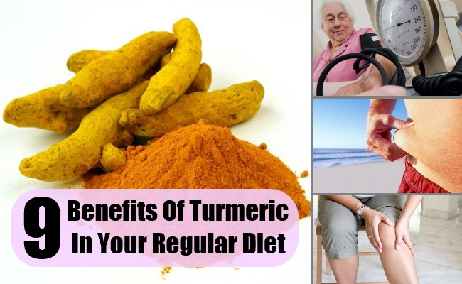 9 Health-Friendly Benefits Of Including Turmeric In Your Regular Diet