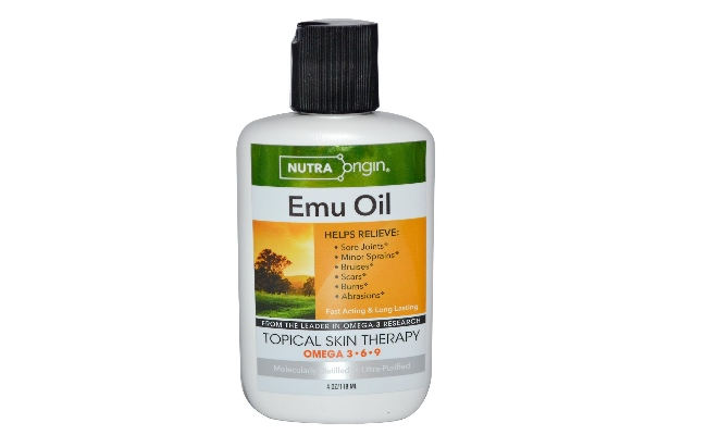 Apply Emu Oil