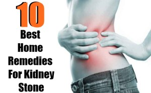 10 Best Home Remedies For Kidney Stone