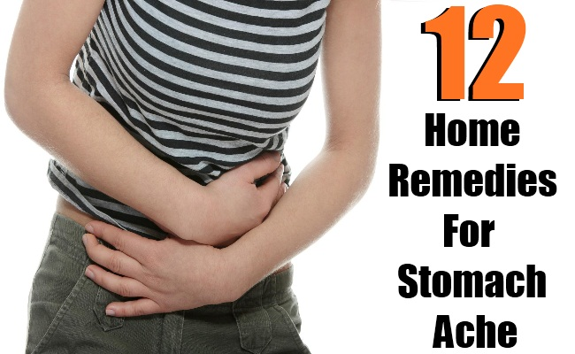 12 Best Home Remedies For Stomach Ache