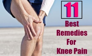11 Best Remedies For Knee Pain