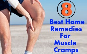 8 Best Home Remedies For Muscle Cramps
