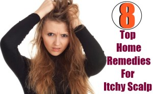 8 Top Home Remedies For Itchy Scalp