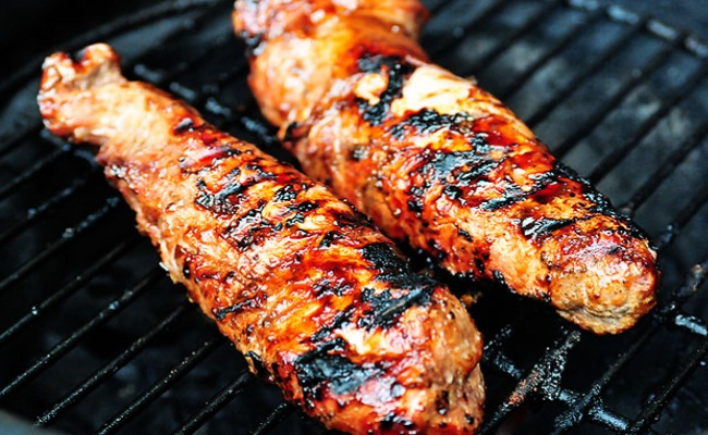 Bake Or Grill foods