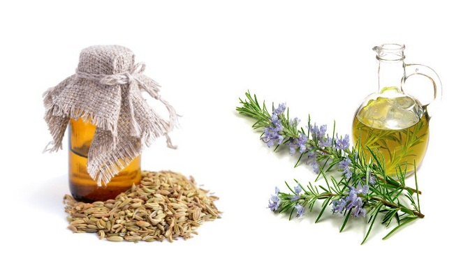 Rosemary And Fennel Oil