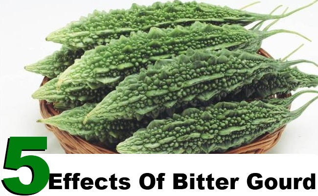 5 Side Effects Of Bitter Gourd