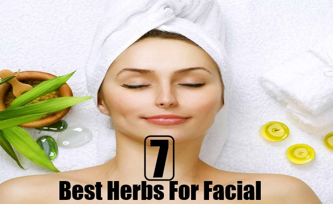 Best Herbs For Facial